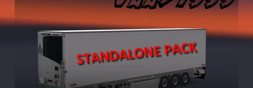 Chereau Trailers Pack v1.0