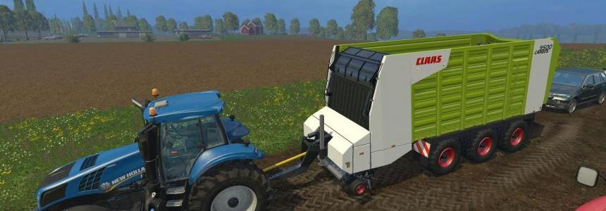 Claas Cargos 9500 0.9 beta