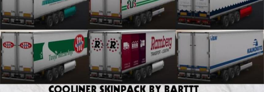 Cooliner skinpack by Barttt 1.17