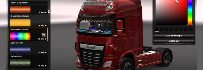 Daf euro6 by Diablo