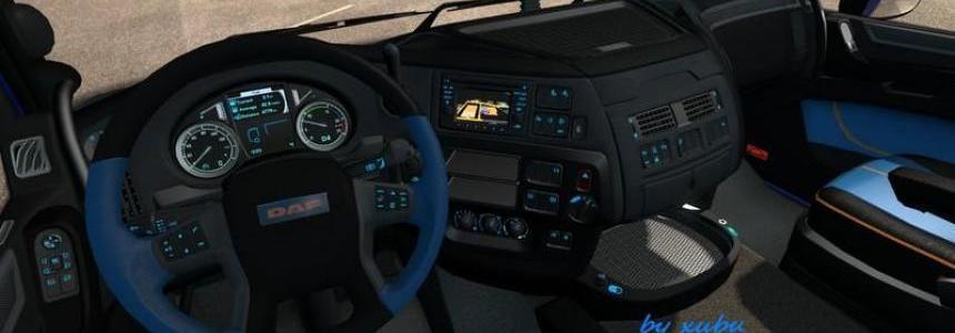 DAF XF EURO 6 Blue Carbon v1.0