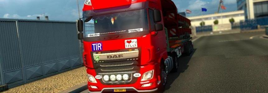 DAF XF Euro 6 v1.0