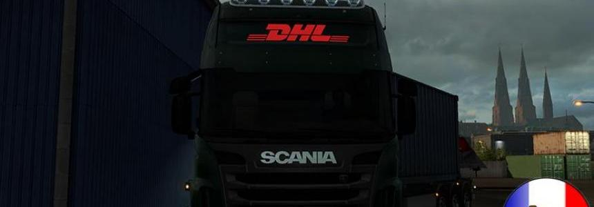 Decals Scania 1.17