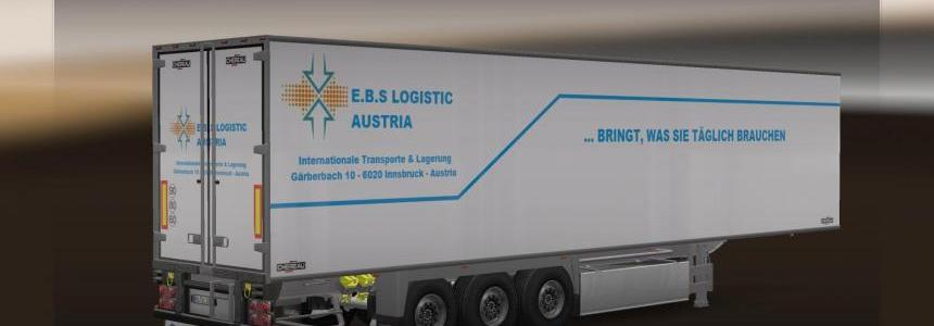 Ebs Logistic Astria trailer
