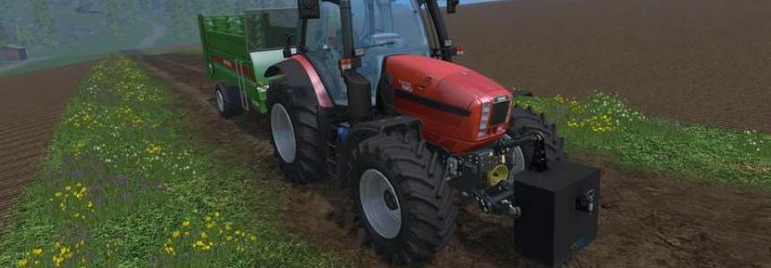 Eigenbau Front Rear Weight 850kg v1.1