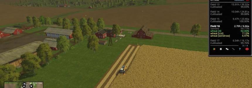 Field Status v15.1