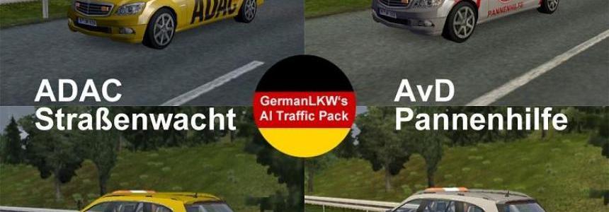 GermanLKW's German Traffic-Pack V2