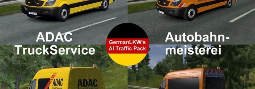 GermanLKW's Municipal Cars v1