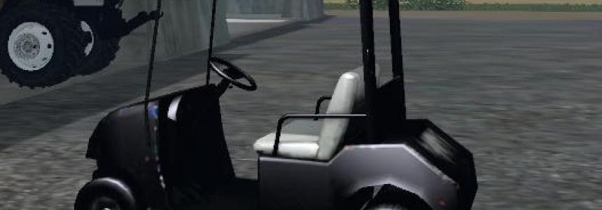 Golf cart v1.0