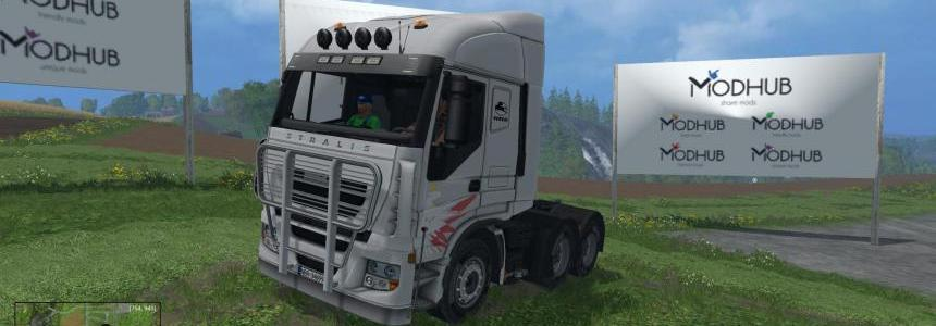 Iveco Stralis AS600