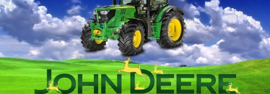John Deere 6210r Quad Track V1