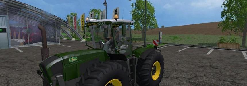 John Deere Caterpillar 3800 Tractor 400 hp v2.0