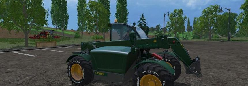 John Deere Jcb526 Telehandler 500 hp v2.0 By Eagle355th