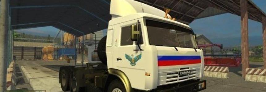 Kamaz 54115 Truck v1.1