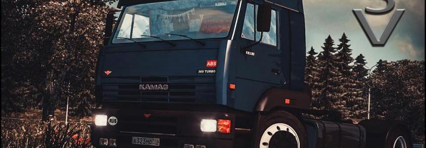 Kamaz 5460 v5 (Official)