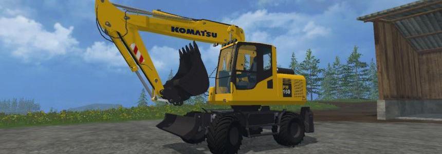 Komatsu PW160 V1.0