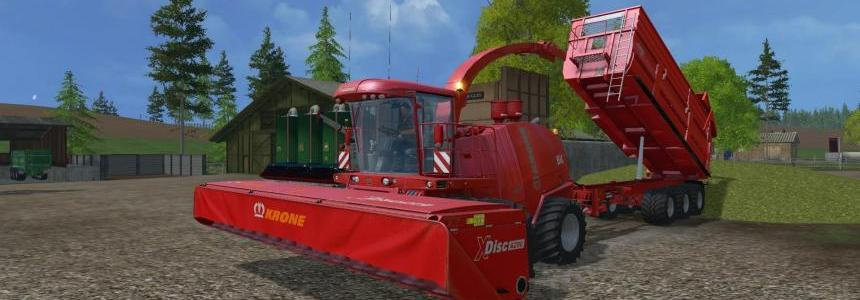 Krone BIGXtreme HDR Dyeable pack v1.4