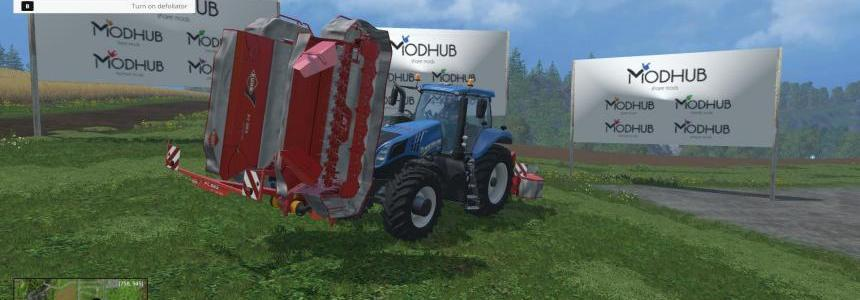 Kuhn sugerbeat topper v1