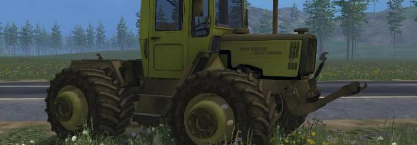 MB Trac 1100 Turbo v1.2