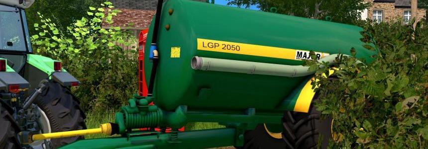 Major LGP 2050 v2.0