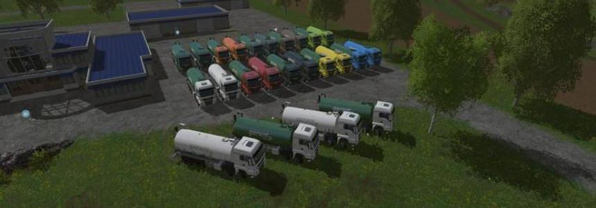 Man slurry shuttle v1.0