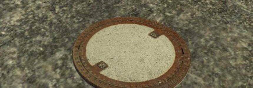 Manhole cover v1.0