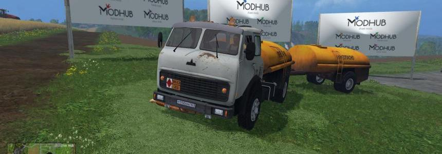 MAZ 500 and Trailer Pack v2.0