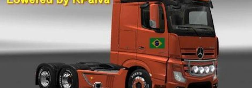 MB New Actros Lowered by RPaiva