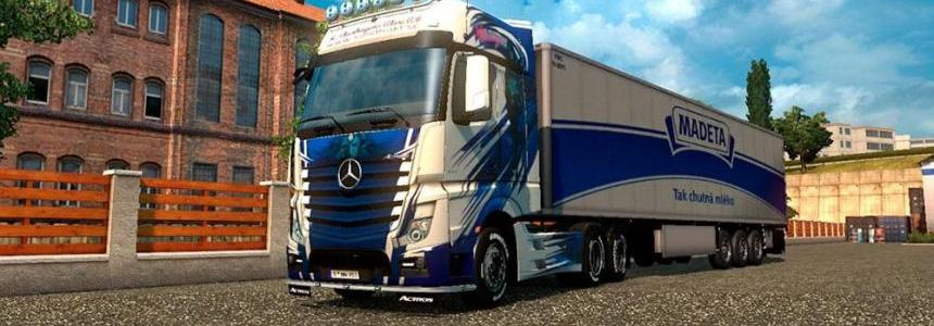 Mercedes Actros MPIV 2014 R.Thurhagens Skin