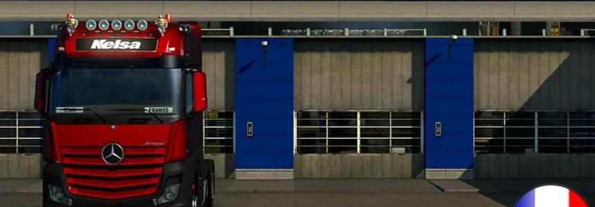 Mercedes Actros MPIV Final Standalone 1.18