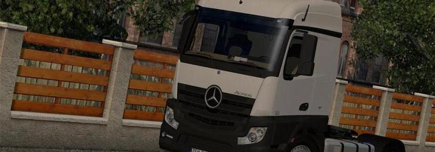 Mercedes-Benz Actros MPIV – StreamSpace