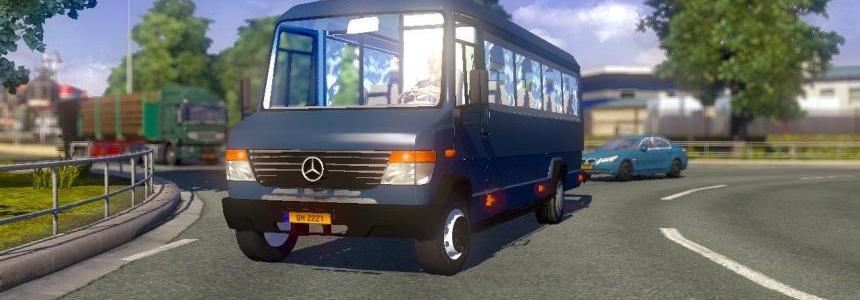 Mercedes Benz Vario 812D