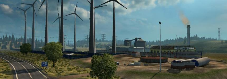 MHAPro map EU v2 – 1.18.x + DLC North