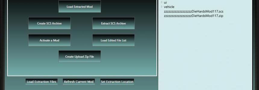 Mod Maker WPF version 0.9.4