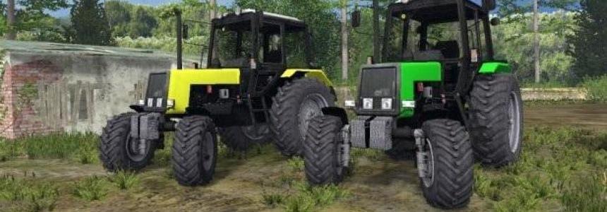MTZ 1025 Belarus Pack v1