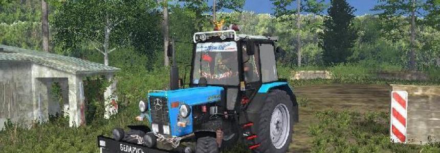 MTZ 82.1 Belarus Tuning v2.0