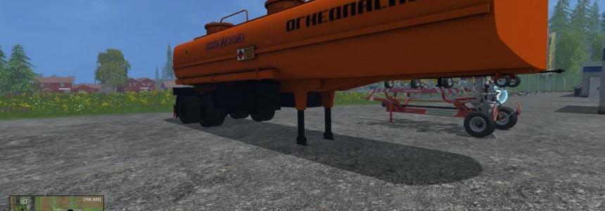Nefaz Tanker Trailer v1.0