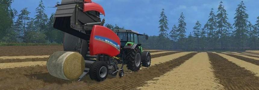 New Holland RollBelt 150 Farbwahl v1.0