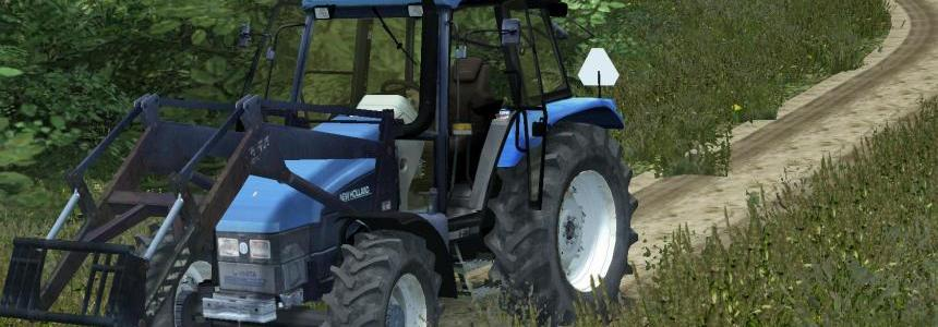 New Holland TL 90 Pack (FS2013)