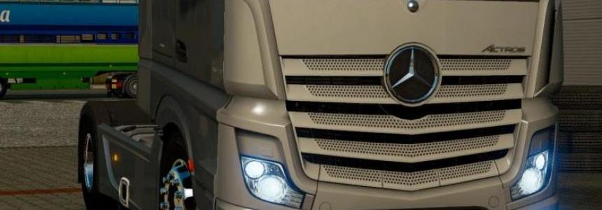 New MB Actros Relegated