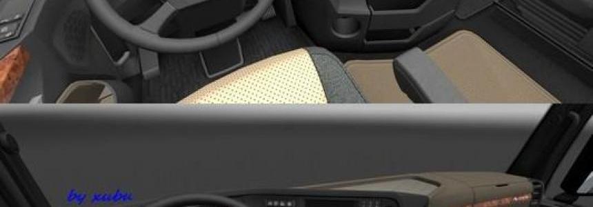 New Mercedes Actros 2014 Darker v1.1