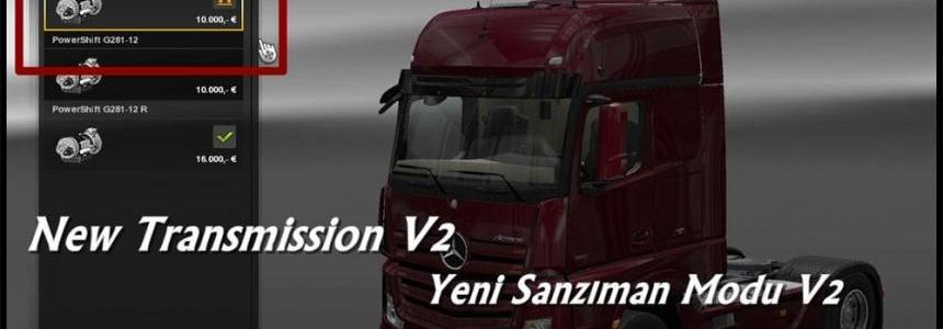New Transmission V2