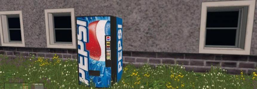 Pepsi Machine Placeable v1.2