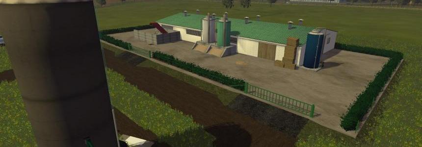 Placeable Schweinemast2 (Pig Farm) v2.1 beta