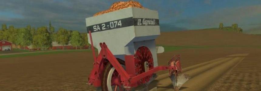Planter Agrozet SA2-074 v1.0