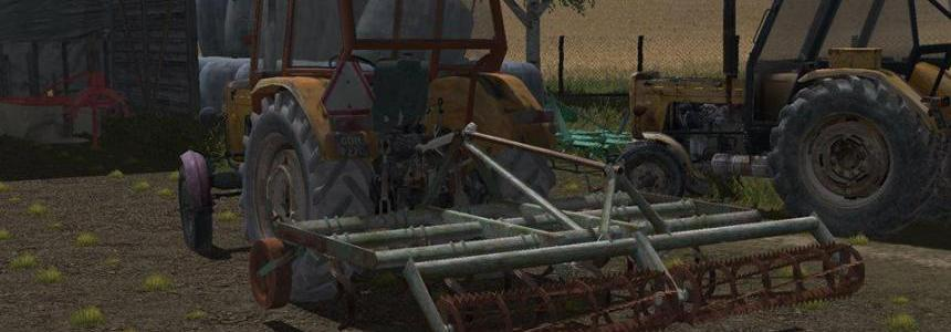 Polish cultivator + shaft v1.0