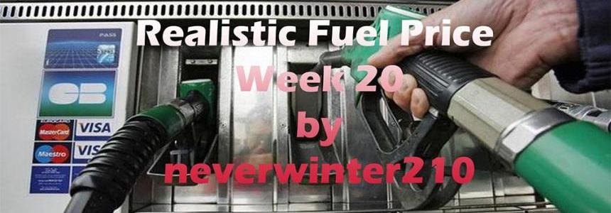 Realistic Fuel Prices – Week 20