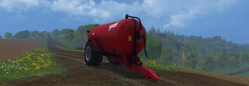 Redrock 2250 Slurry Tanker v1.0