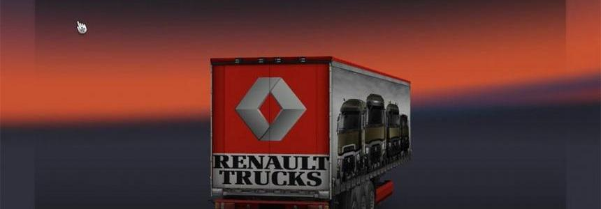 Renault Range T Trailer
