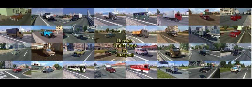 Russian Traffic Pack by Jazzycat  v1.4